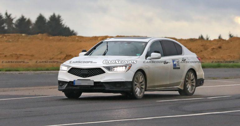 هوندا ليجند 2021 تتزود بتقنيات أنظمة السائق المتطورة