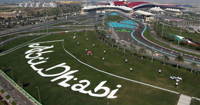 تفاصيل حضور جائزة الاتحاد للطيران الكبرى للفورمولا 1 في أبوظبي