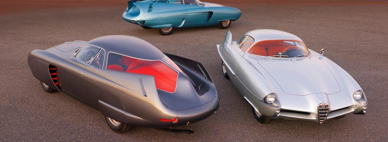 بيع سيارات مفهوم ألفا روميو