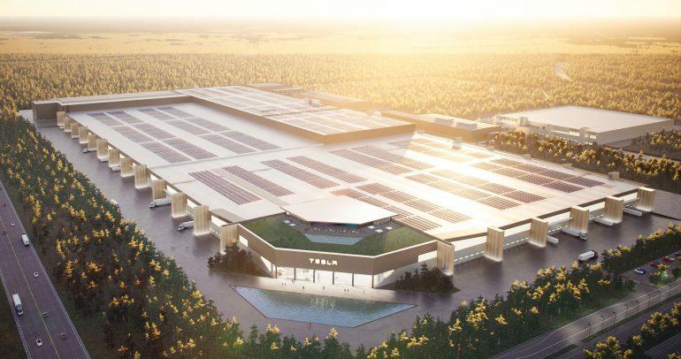 """مصنع تيسلا الجديد """"جيجا فاكتوري"""" سيوفر 15,000 وظيفة"""