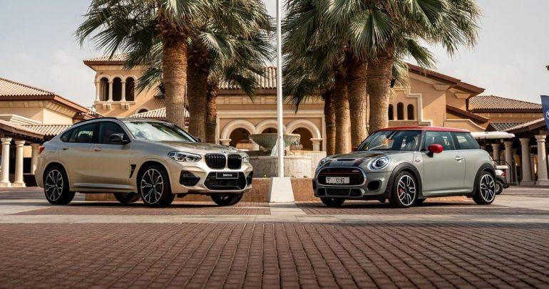 المركز الميكانيكي للخليج العربي يقدم عروضاً مذهلة على مجموعة سيارات BMW وMINI