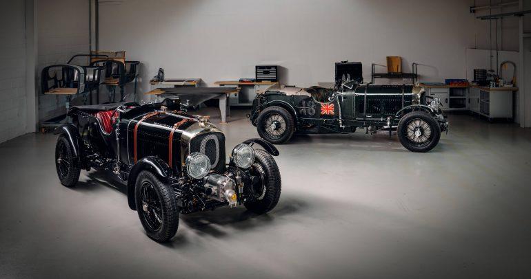 بالصور: إنتاج أول سيارة بنتلي Blower جديدة منذ 90 سنة