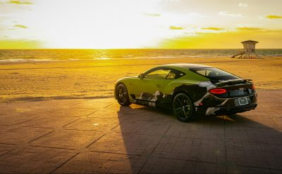 بنتلي Pikes Peak Continental GT