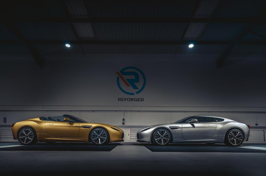 أستون مارتن V12 زاغاتو هيرتاج توينز