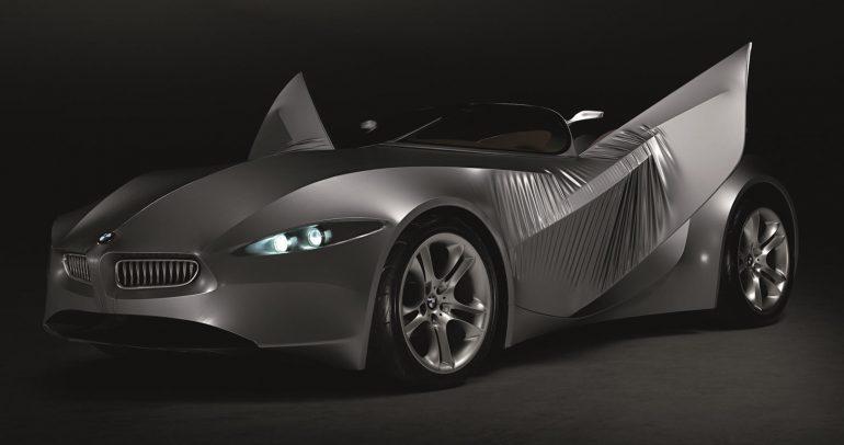 بي إم دبليو جينا Light Visionary.. سيارة المفهوم المذهلة هل تدخل الإنتاج؟