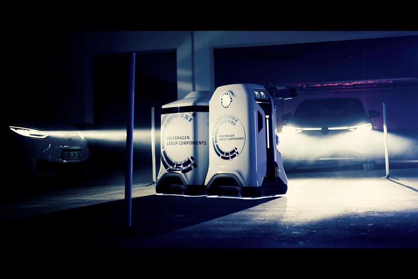 روبوت فولكس واغن