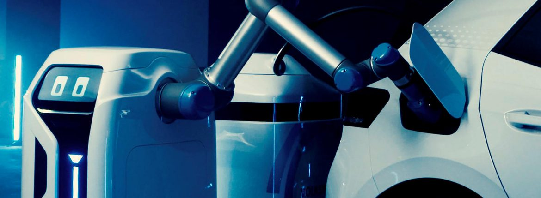 فولكس واغن روبوت شحن