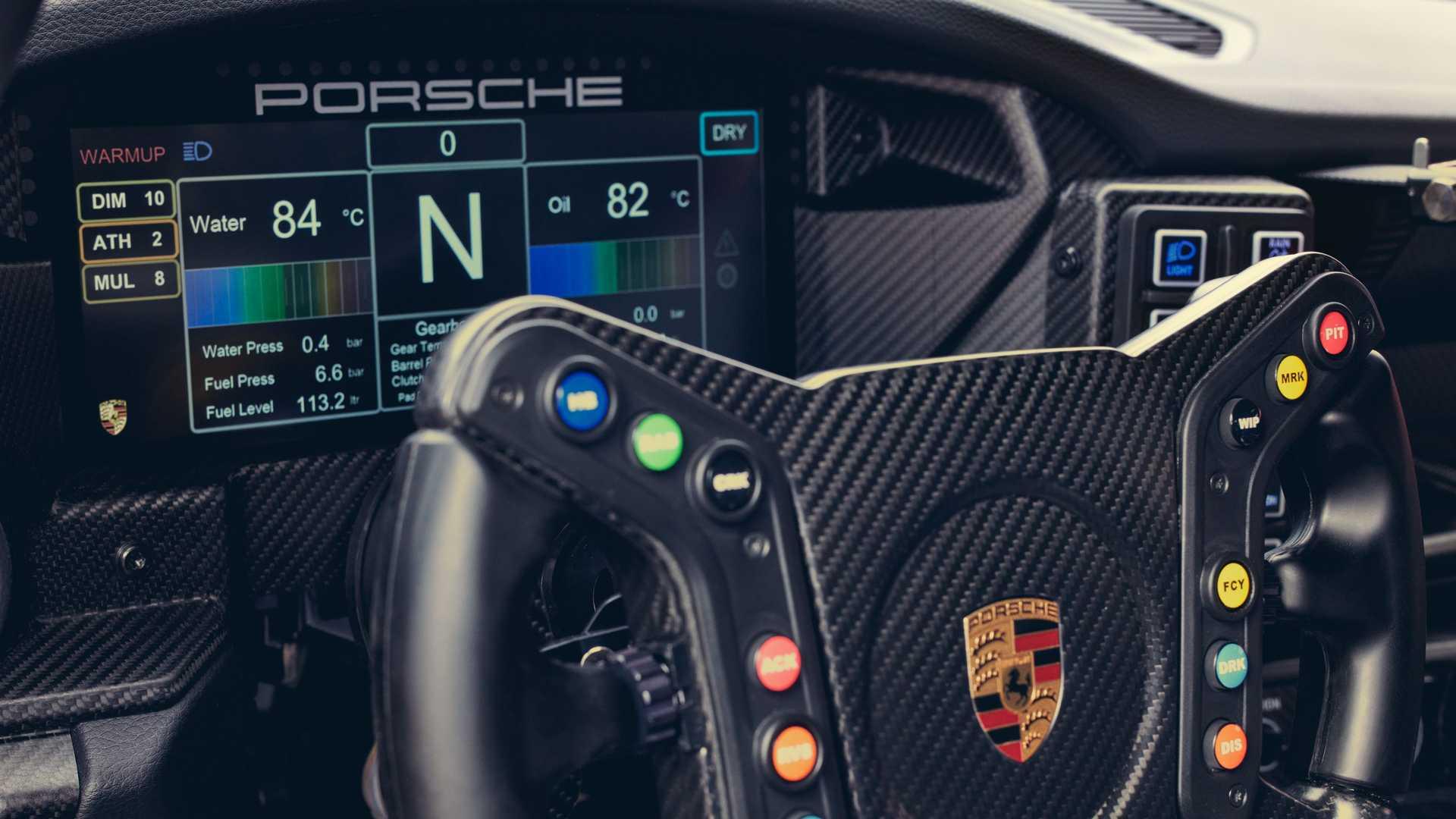 بورشه 911 جي تي 3 الجديدة