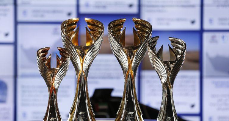 أدنوك تكشف عن كؤوس سباق الجائزة الكبرى في أبوظبي 2020