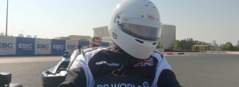 السباق عبر دبي