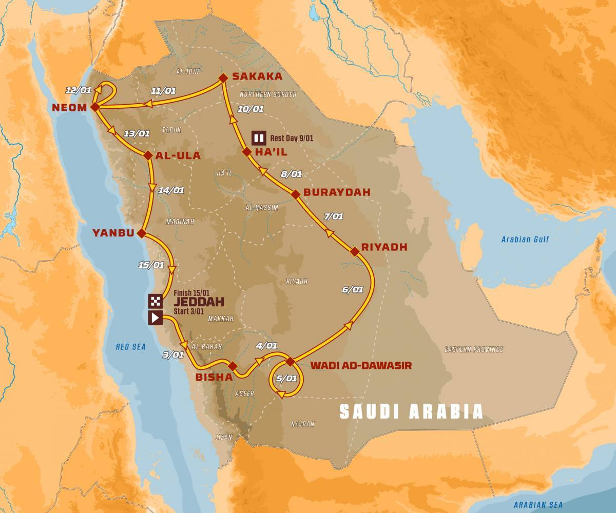 داكار 2021