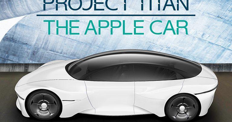 أبل تستعد لاقتحام عالم السيارات بإطلاق مركبة ذاتية القيادة 2024