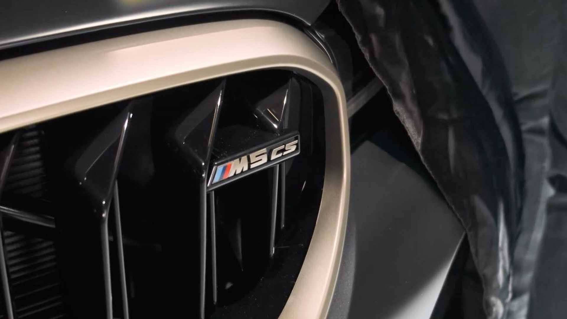 بي إم دبليو M5 CS