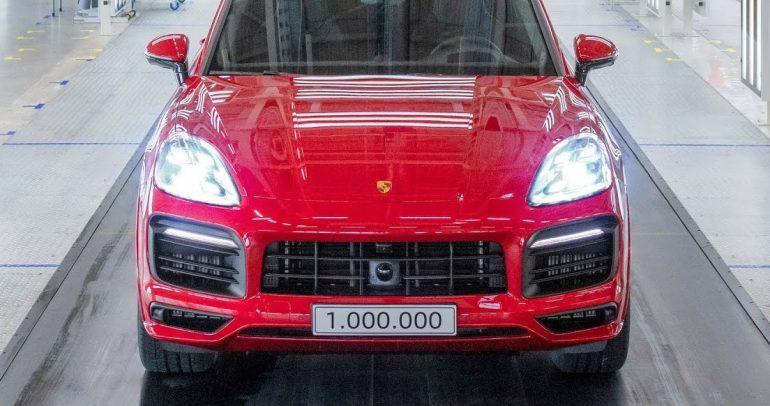 بعد بيعها السيارة رقم مليون.. تعرف إلى تاريخ بورشه كايين