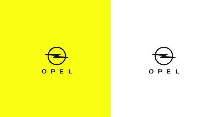 شعار أوبل الجديد