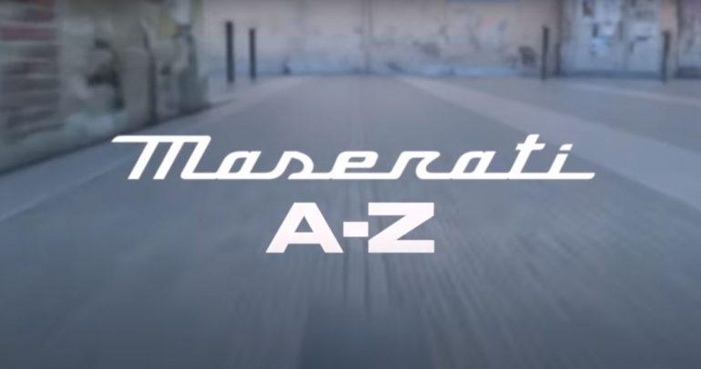بالفيديو: شاهدوا تطور مازيراتي بعد 106 أعوام على انطلاقها