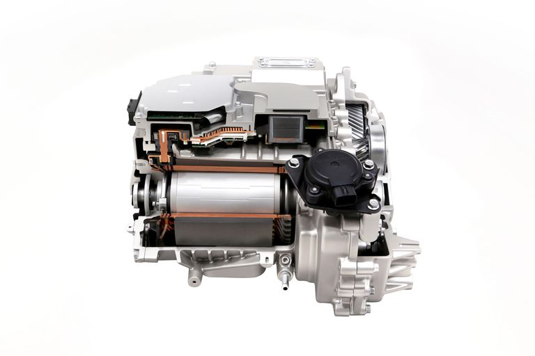 هيونداي - منصة E-GMP