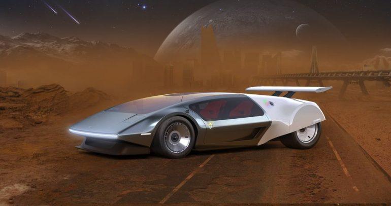 غليكنهاوس تخطط لطرح SCG 009 الخارقة بالطاقة الهيدروجينية