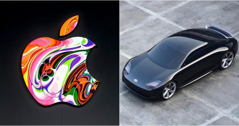 هل تراجعت هيوانداي عن تصنيع سيارة أبل الكهربائية؟