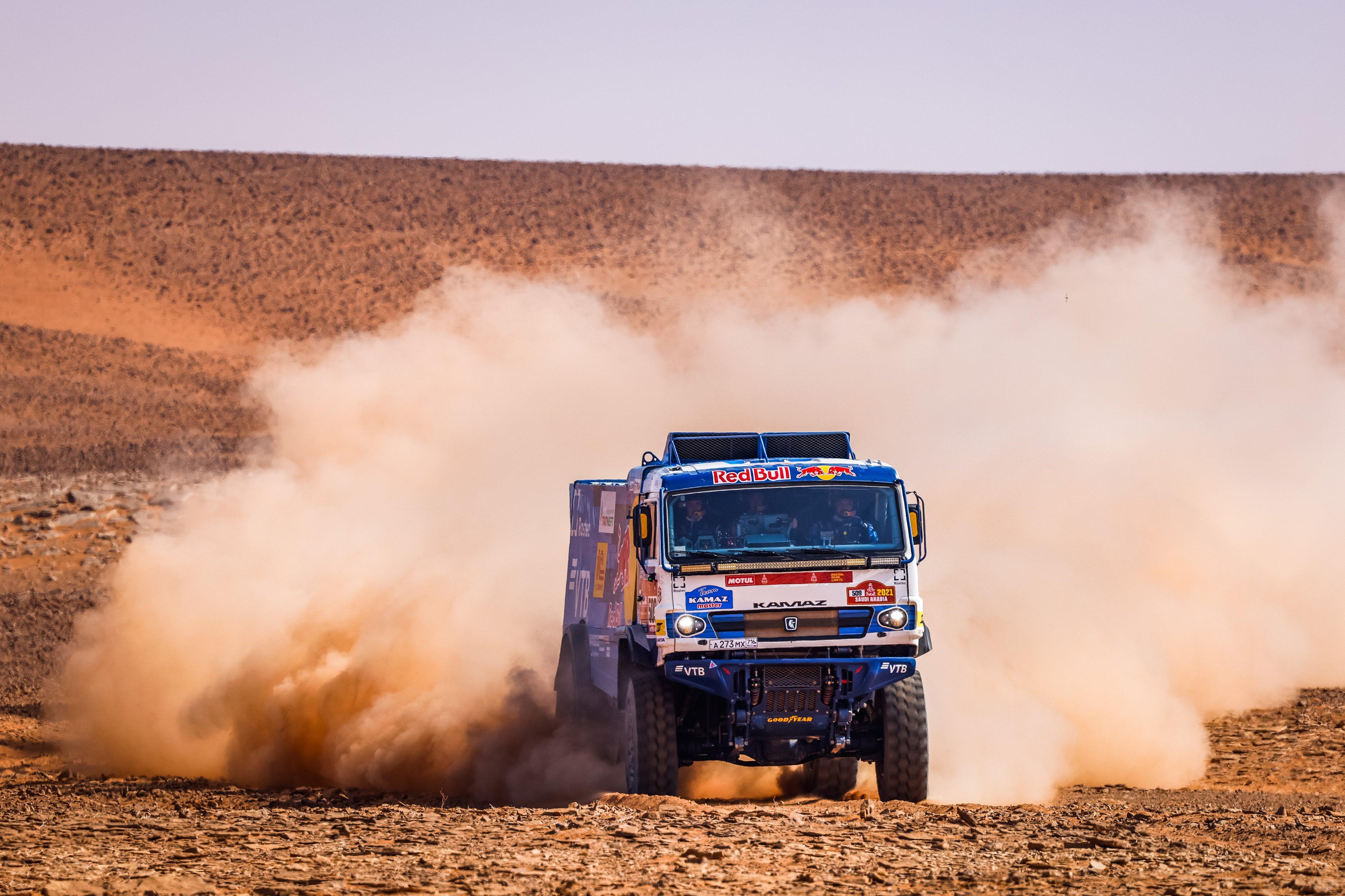 داكار الشاحنات