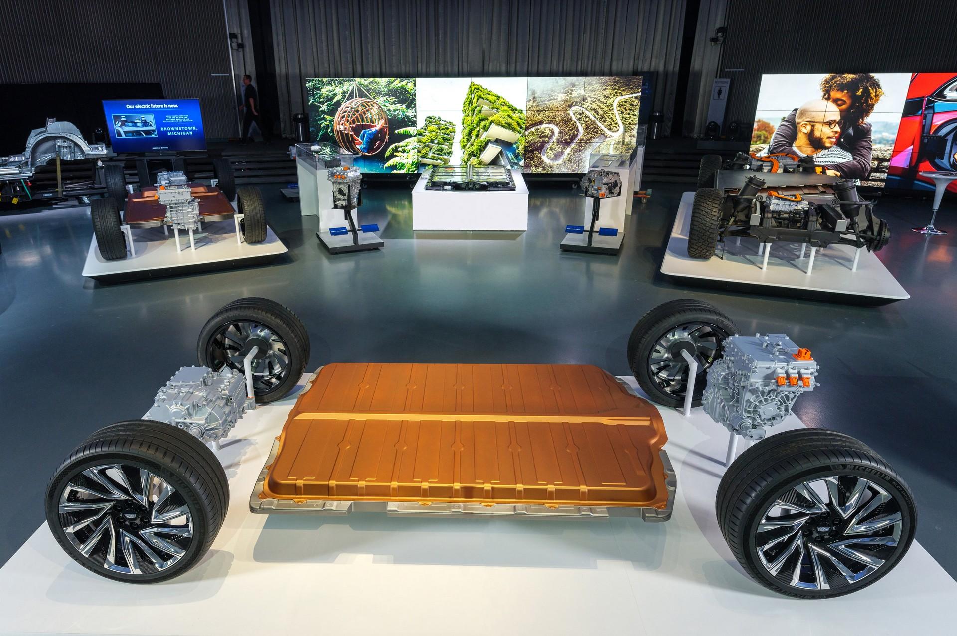 شاحنة شيفروليه المستقبلية