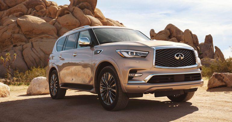 العربية للسيارات تطلق عرضاً على إنفينيتيQX80 2021 لفترة محدودة