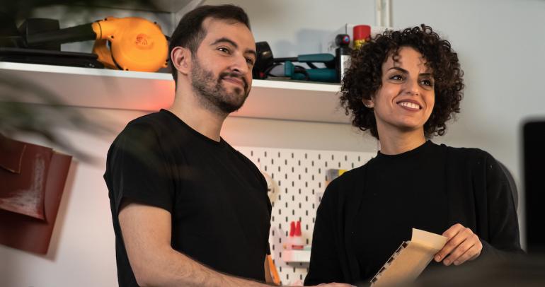 مشروع الألعاب القابلة للتحلل يفوز بجائزة أودي للابتكار