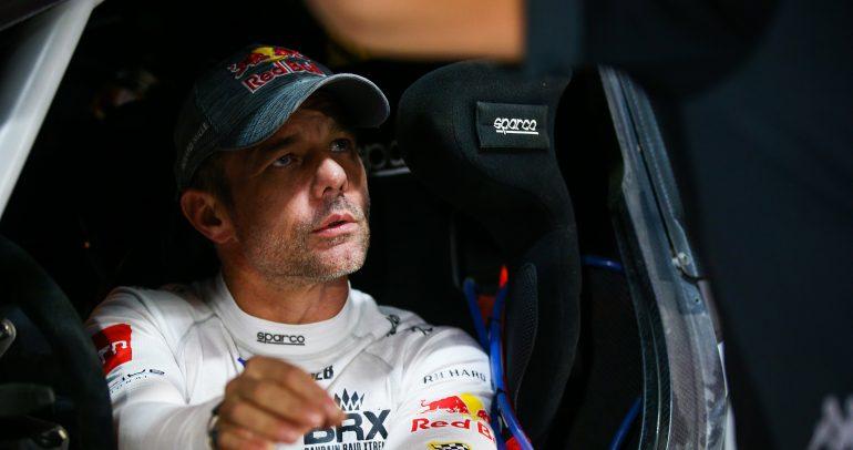 سيباستيان لوب من فريق البحرين رايد إكستريم ينسحب من رالي داكار 2021