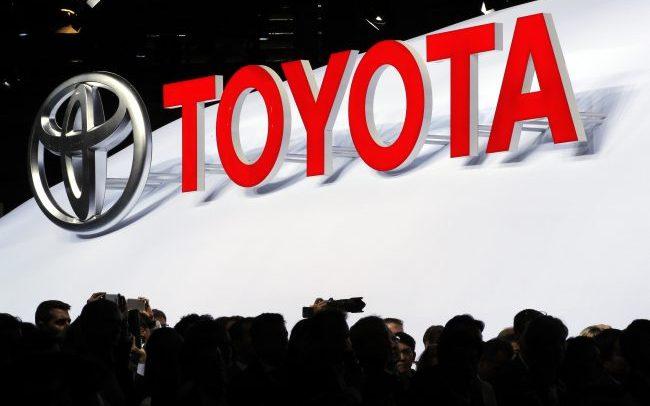 تويوتا تتربع على قمة مبيعات السيارات في العالم