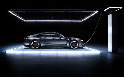 أودي Audi e-tron GT