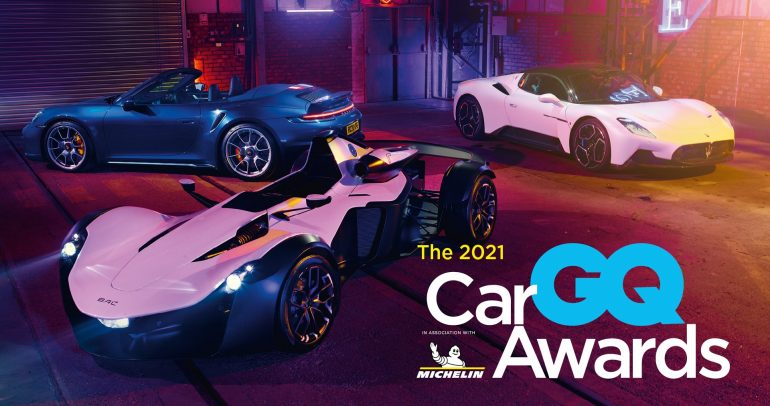 """بالصور: قائمة السيارات الفائزة في حفل جوائز """"جي كيو"""" لعام 2021"""