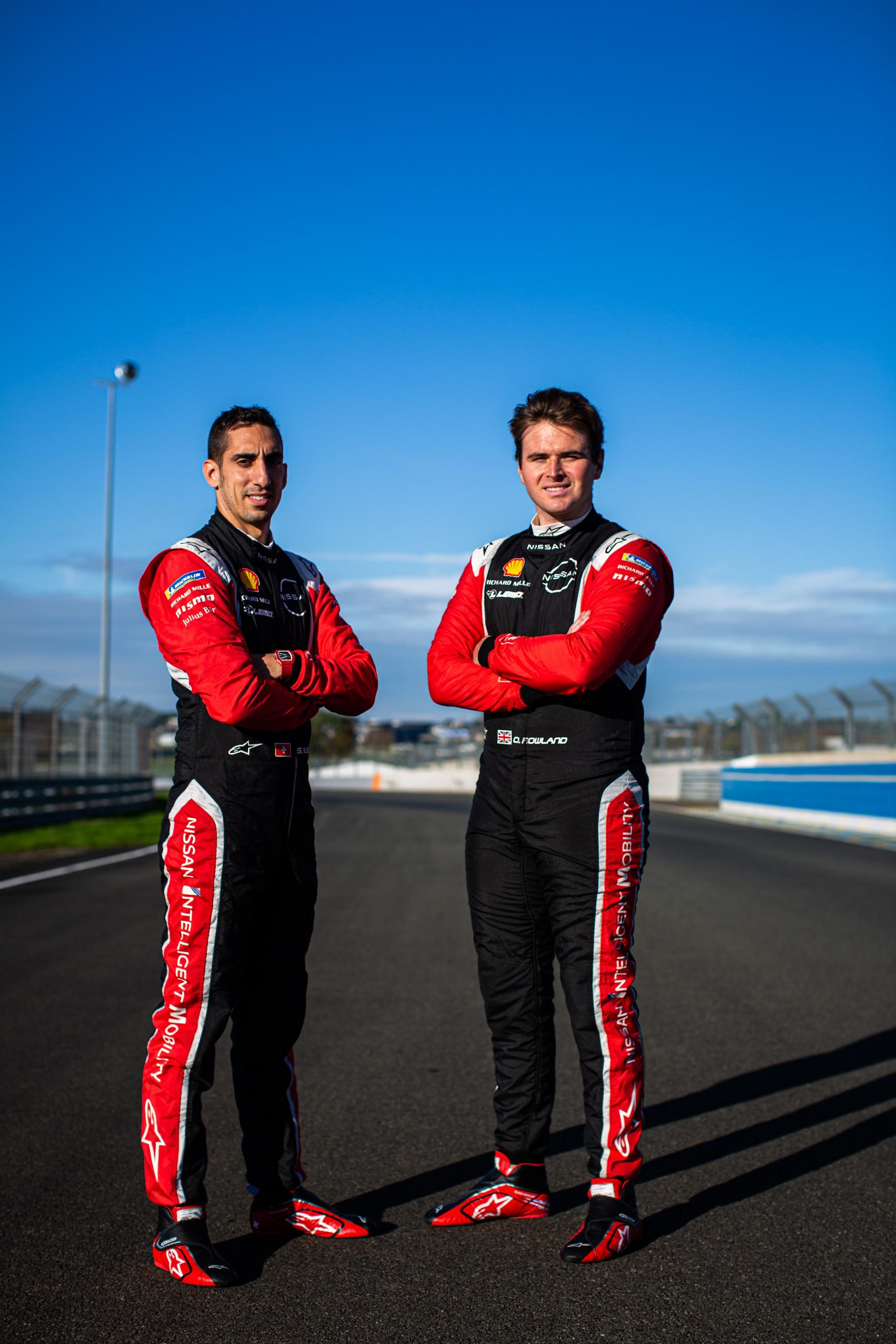 فريق نيسان - فورمولا إي