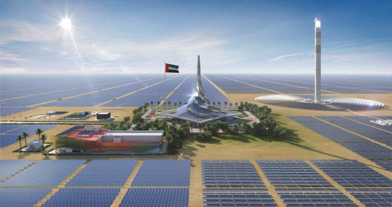 خطوة غير مسبوقة.. تنظيم رالي دبي الصحراوي بالطاقة الشمسية
