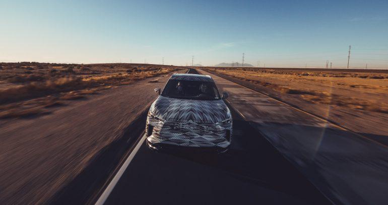 إنفينيتي تكشف عن سيارتها QX60 الجديدة لعام 2022