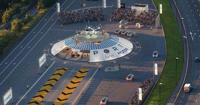 هيونداي تستعد لإطلاق أول مطار للطائرات الكهربائية في العالم