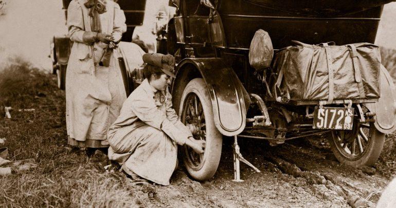بالصور: اختراعات هامة في السيارات من صناعة النساء