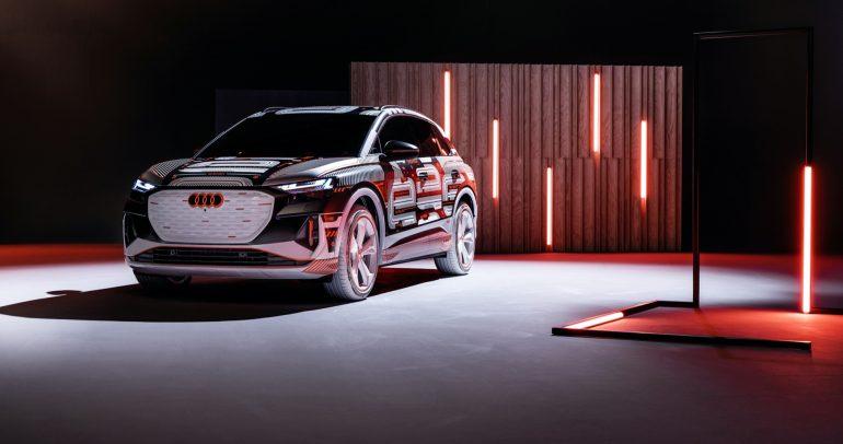 أودي Q4 إي ترون 2022.. أحدث سيارة كهربائية للصانع الألماني