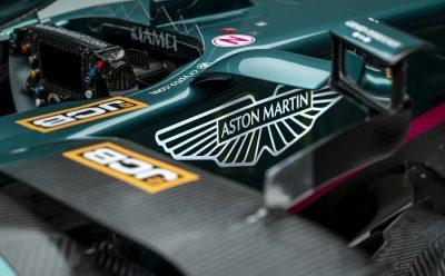 إستون مارتن فورمولا 1