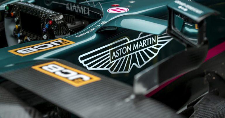 تعرفوا إلى سيارة أستون مارتن للمشاركة في سباقات فورمولا 1