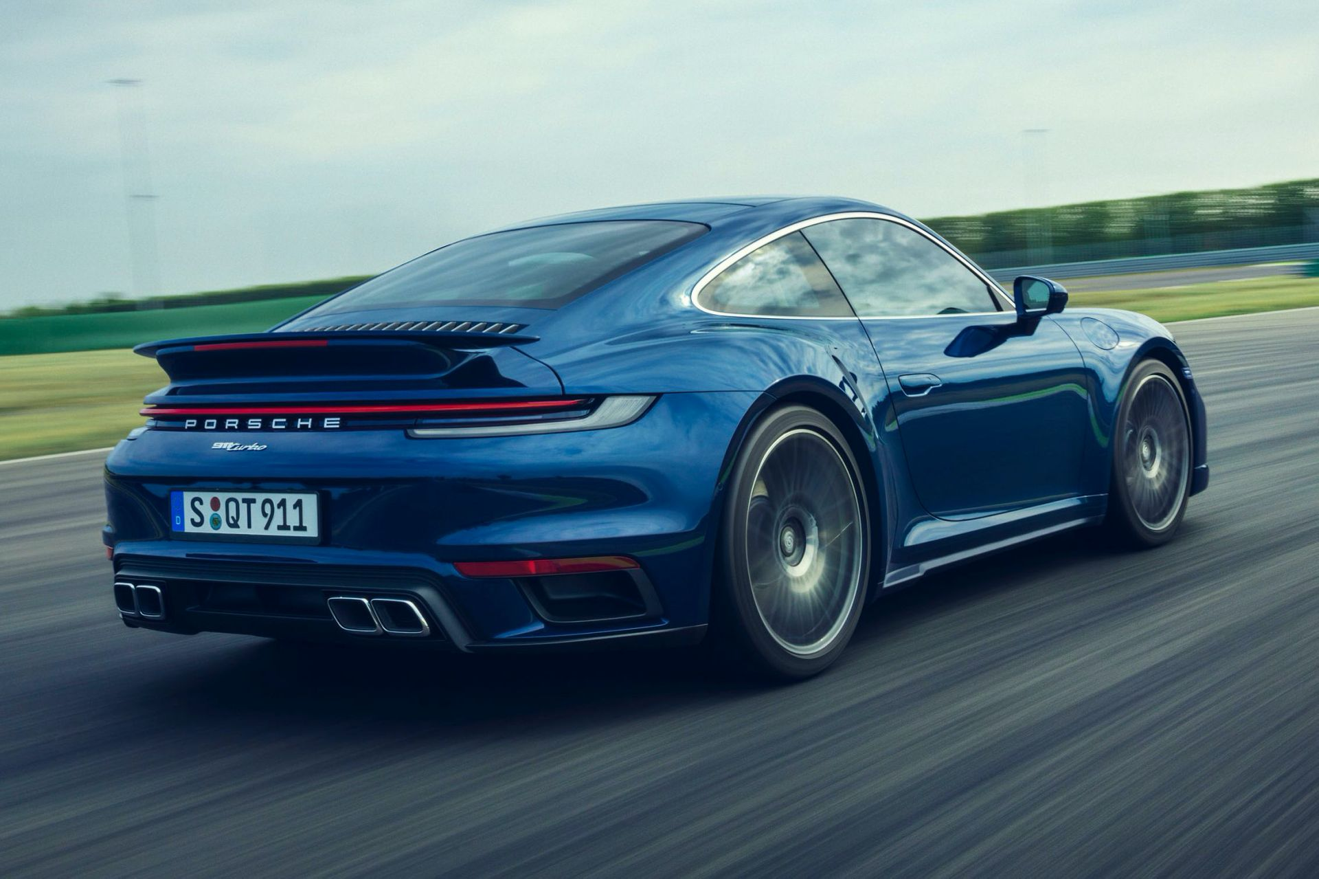 بورشه 911 Turbo