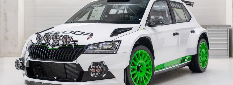 سكودا فابيا Rally2 Evo Edition 120