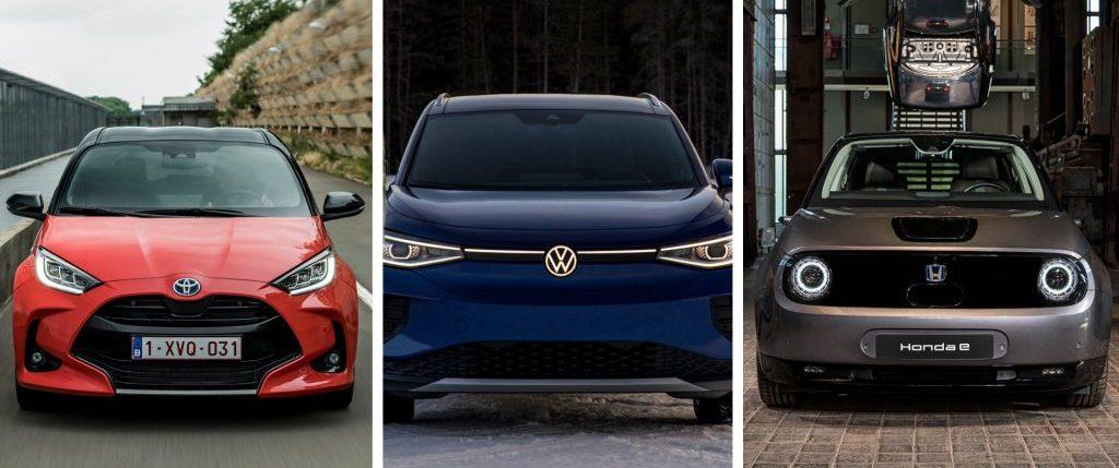 جوائز السيارات العالمية لعام 2021