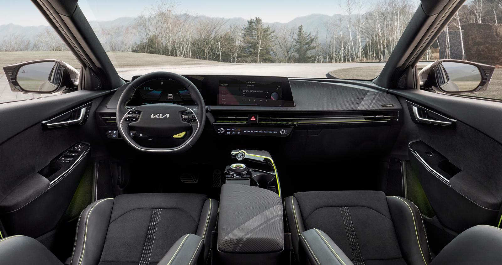 كيا EV6 GT