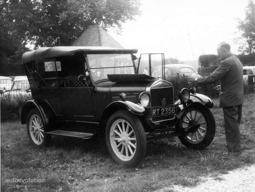 أقدم شركات السيارات