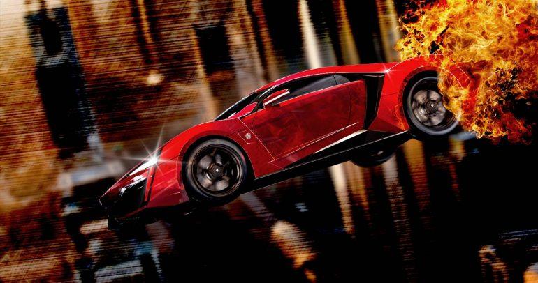 كم سيارة دُمرت في سلسلة أفلام Fast & Furious؟