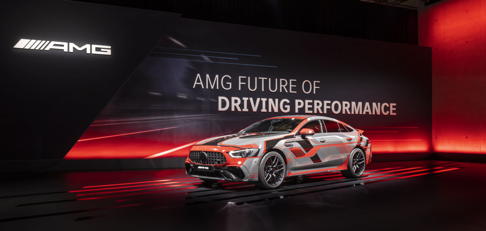 مرسيدس AMG الهجينة