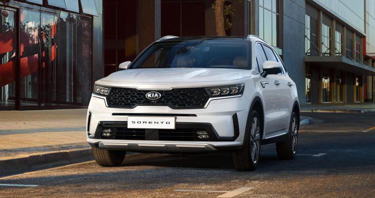 سيارة كيا سورينتو 2021 تصل أسواق الشرق الأوسط