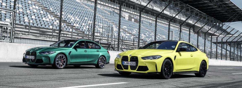 BMW M3 وM4 الجديدة