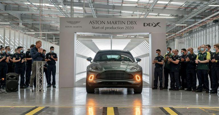 أستون مارتن ستصنع سيارة رياضية كهربائية وأخرى دفع رباعي