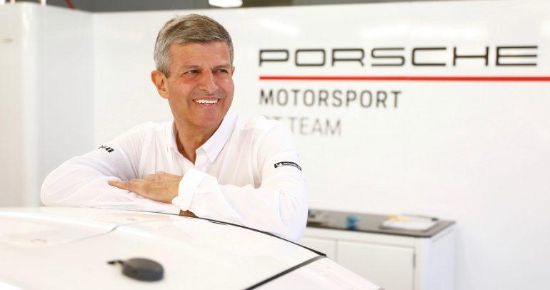 الوقود الاصطناعي يعيد تفكير بورشه في سباقات الفورمولا 1